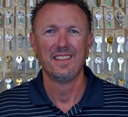 Scott Dilley  Co-Owner  20 years locksmith indust